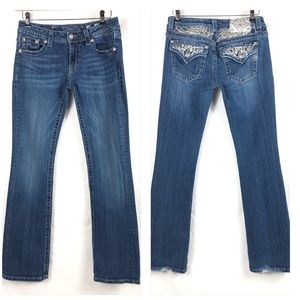 Miss Me Women's Signature Boot Jeans
